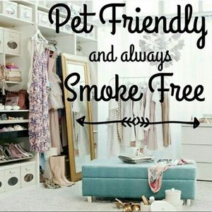 Accessories - Smoke Free & Pet Friendly Home